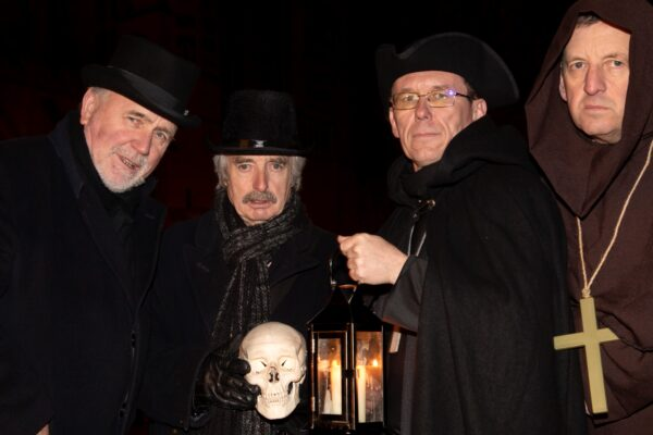 Our Ghostly and Macabre Tours are back!