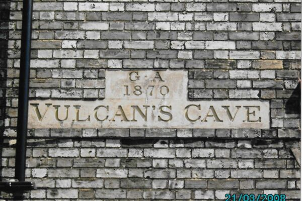 Vulcan's Cave, Cannon Street